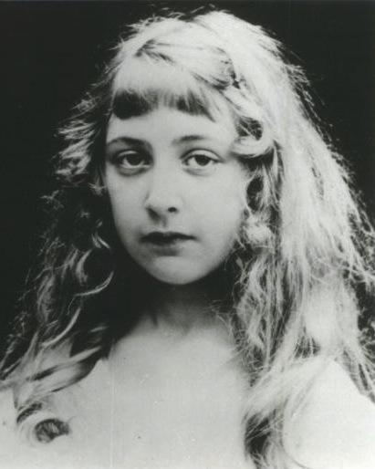 Agatha Christie as a Child