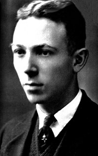 E.B. White, whilst at Cornell University