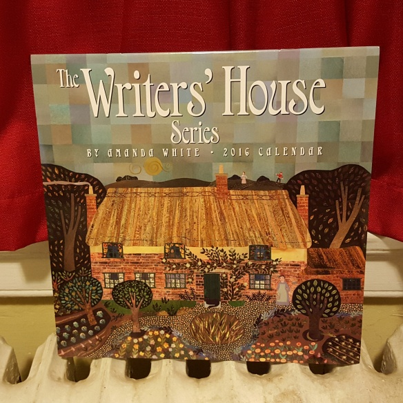 The Writers' House Calendar