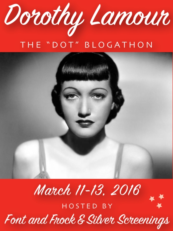 "The ""Dot"" Blogathon"