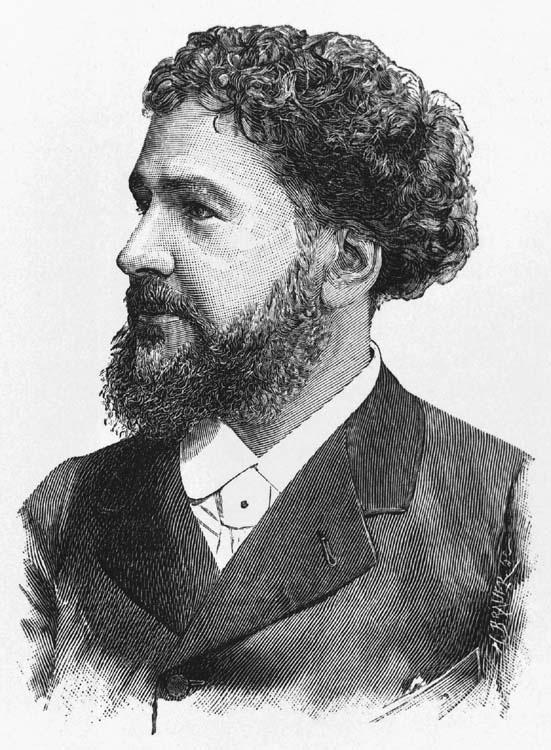 Portrait of Octave Uzanne