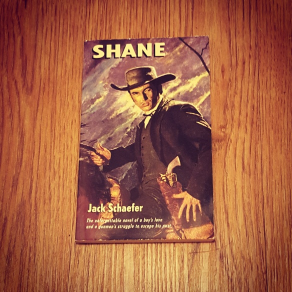 Shane by Jack Schaefer