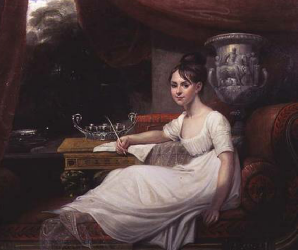 Eleanor Anne Porden by Mary Ann Flaxman