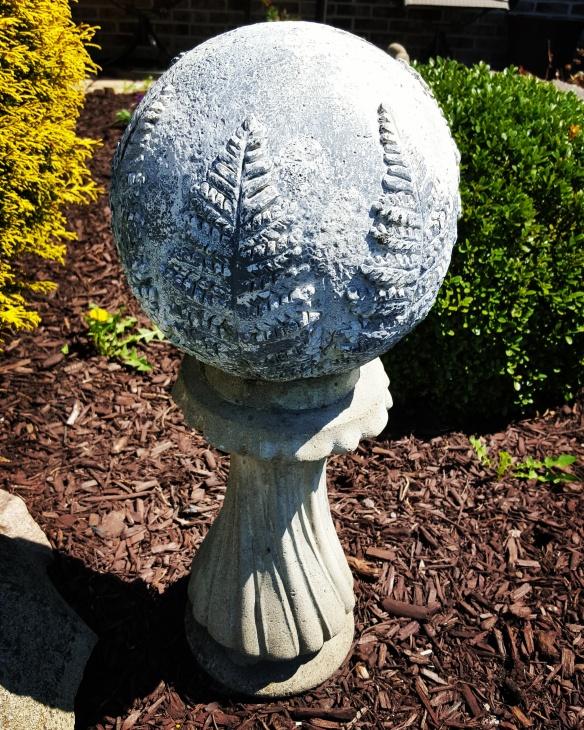 Grandma's Garden Orb