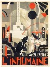 L'Inhumaine, 1924