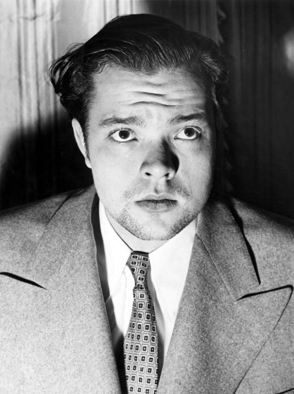 Orson Welles, press interview following the WAR OF THE WORLDS broadcast, October 31, 1938