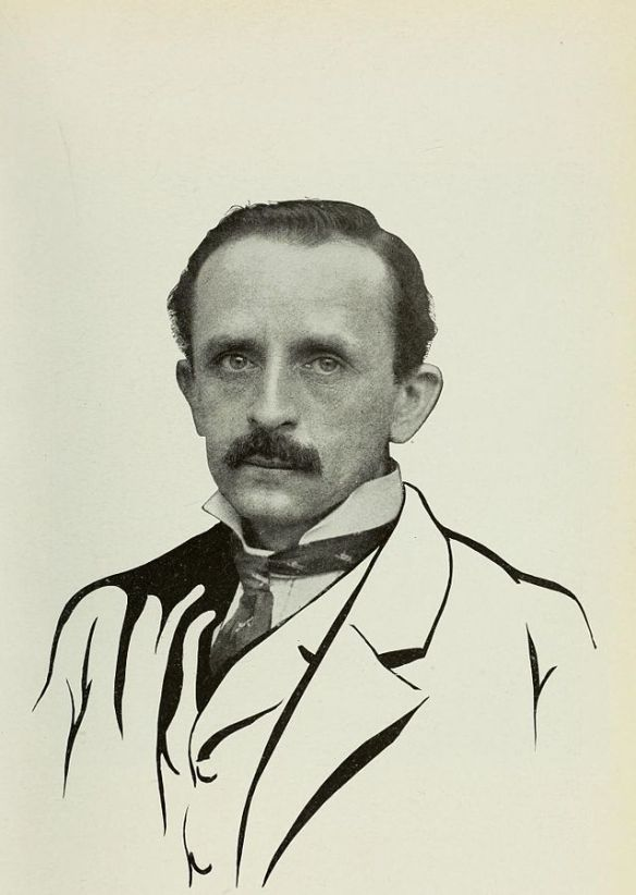 Portrait of J.M. Barrie