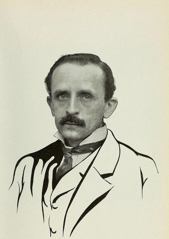 Portrait of J.M. Barrie