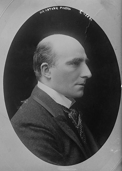 Sir Arthur Wing Pinero, 1910