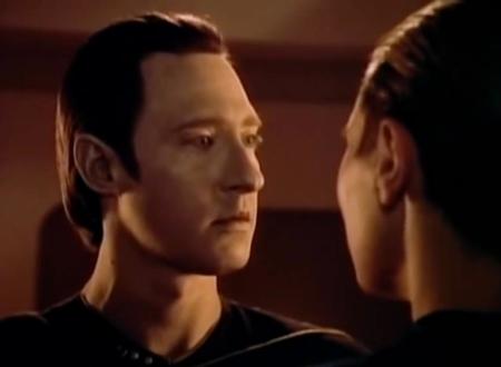 Data Star Trek TNG