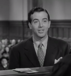 John Payne as Fred Gailey