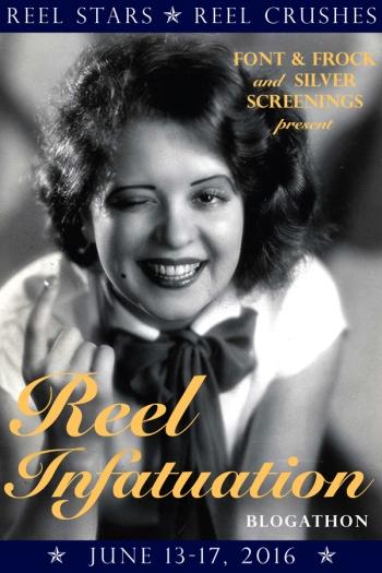 Reel Infatuation Banner-Clara Bow