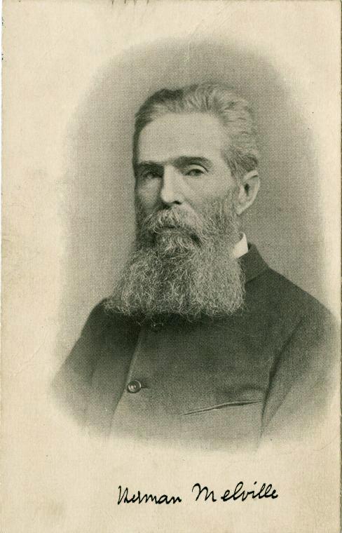 Herman Melville, 1885