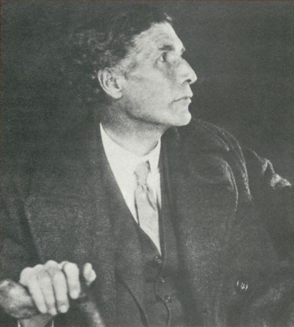 John Cowper Powys, circa 1930