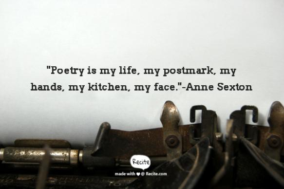 Anne Sexton Quote