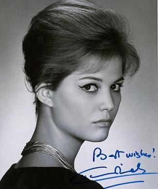Claudia Cardinale, circa 1960