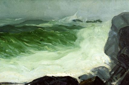Gray Sea by George Bellows
