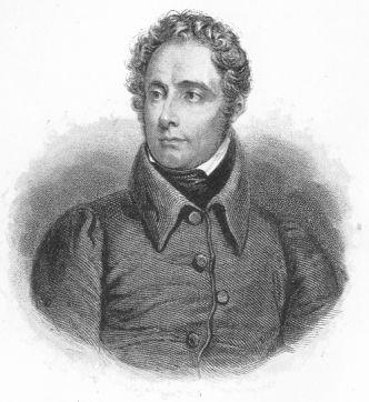 Alphonse de Lamartine by Elizabeth Latimer