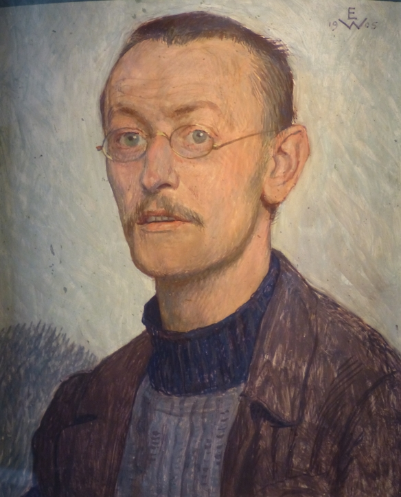 Hermann Hesse by Ernst Wurtenberger, 1905