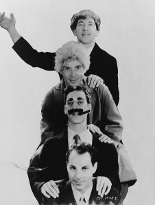 The Marx Brothers, 1931