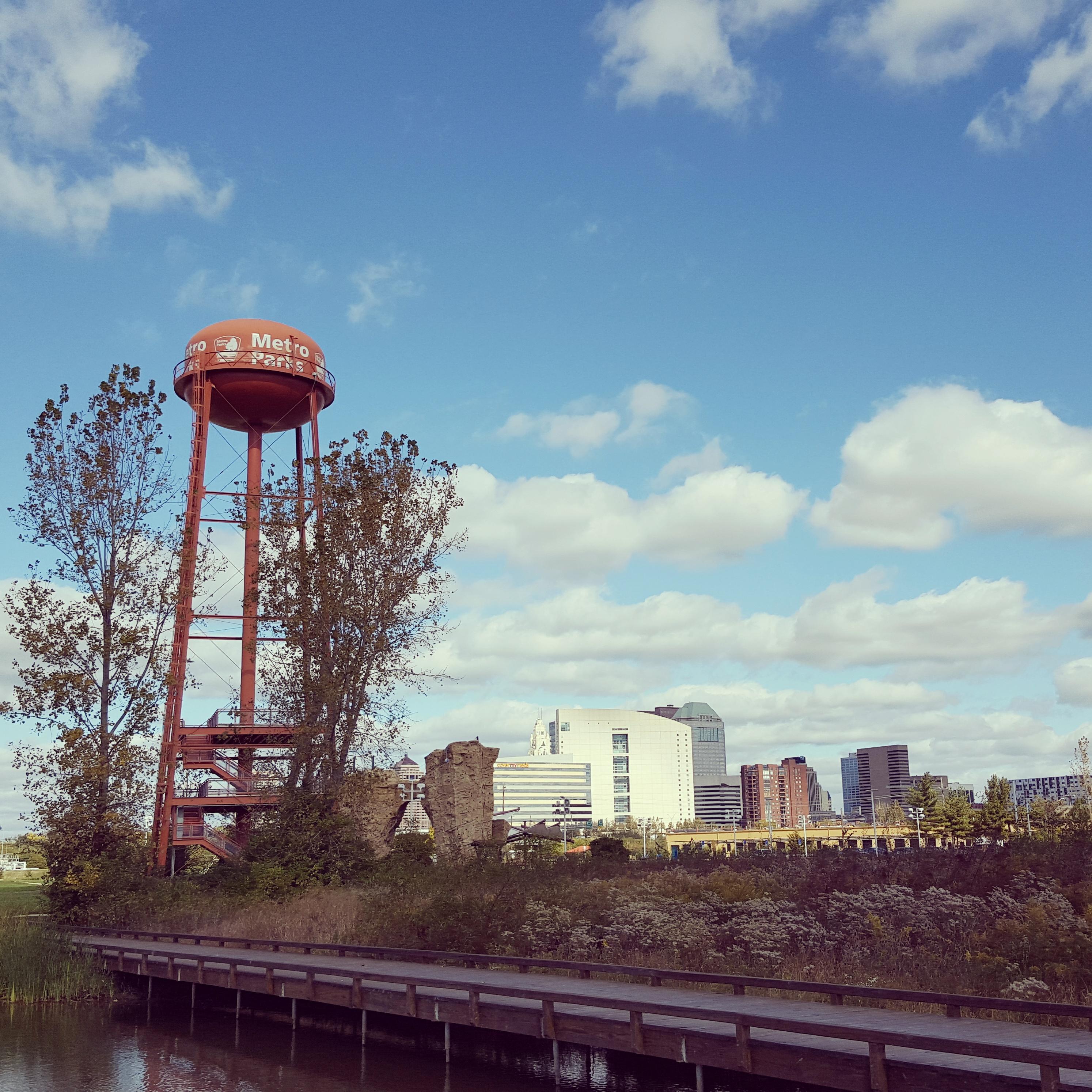 Partial City View