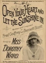 Open Your Heart (1920)